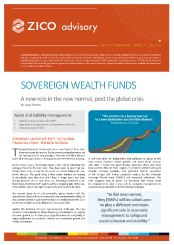 Sovereign Wealth Funds_Article