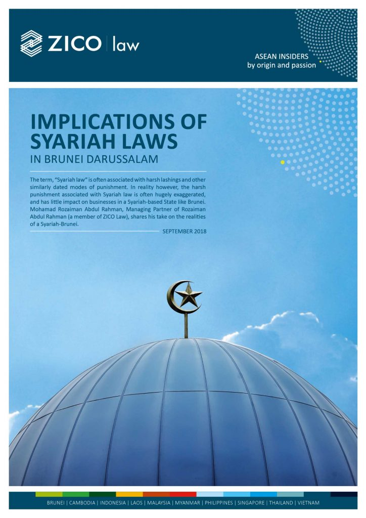 how are syariah laws being currently The legal system of malaysia is based upon the english common law however, before the arrival of the british in 1826, classical islamic law was one of the main legal sources of the country islam had arrived in malaysia by around 1303.