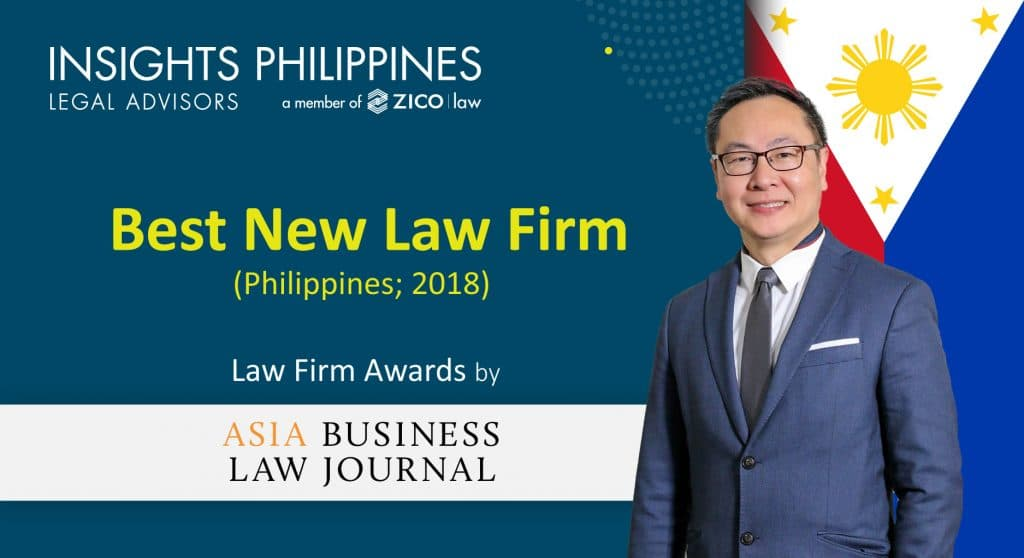 IPLA named Best New Law Firm by Asia Business Law Journal | ZICO