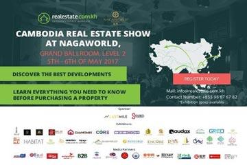 Cambodia Real Estate Show